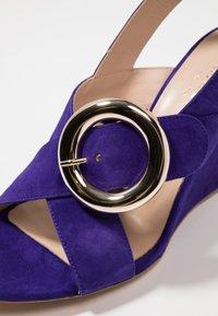 Mulberry - Korolliset sandaalit - purple - 2