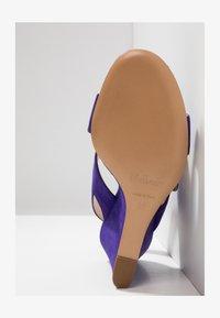 Mulberry - Korolliset sandaalit - purple - 1