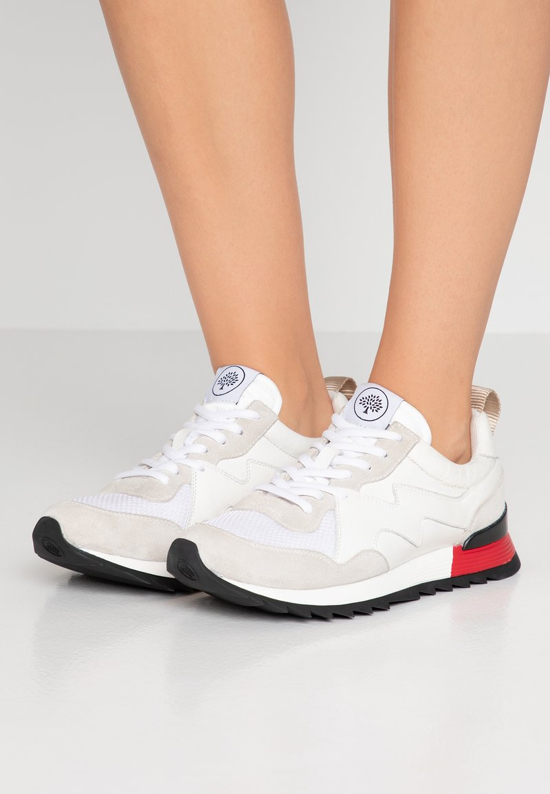Mulberry - Sneakers laag - white