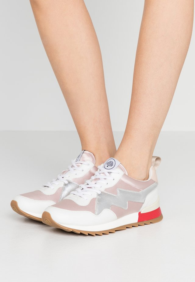 Sneaker low - rose/nude