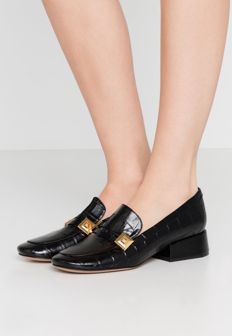 Mulberry - Mocassins - nero