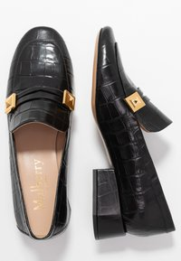Mulberry - Mocassins - nero - 3