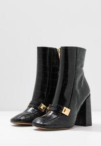 Mulberry - Kotníková obuv na vysokém podpatku - nero - 4