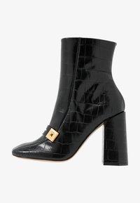 Mulberry - Kotníková obuv na vysokém podpatku - nero - 1