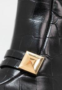 Mulberry - Kotníková obuv na vysokém podpatku - nero - 2