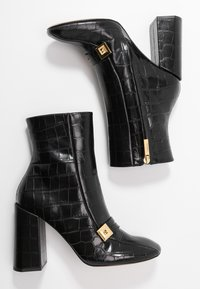 Mulberry - Kotníková obuv na vysokém podpatku - nero - 3