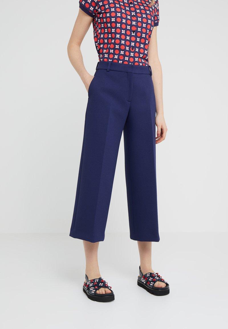Mulberry - URSULLA TROUSERS - Pantalon classique - dark blue