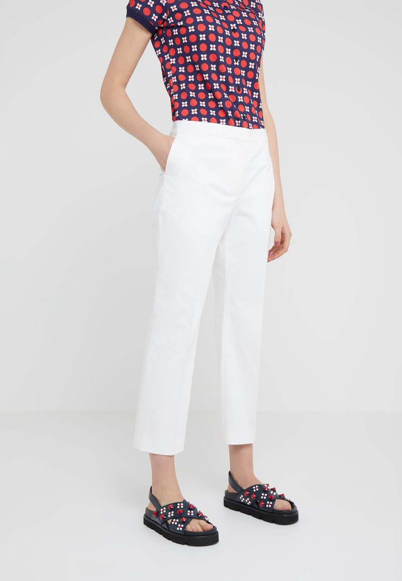 Mulberry - THERESA TROUSERS - Pantalon classique - natural