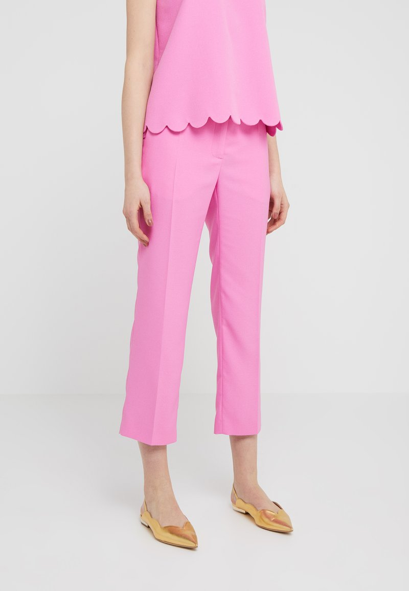 Mulberry - THERESA TROUSERS - Bukse - medium pink