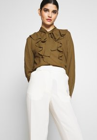Mulberry - TESSA TROUSERS - Kalhoty - natural - 4