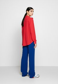 Mulberry - TESSA TROUSERS - Trousers - medium blue - 2