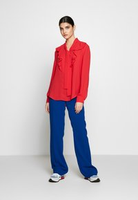 Mulberry - TESSA TROUSERS - Trousers - medium blue - 1