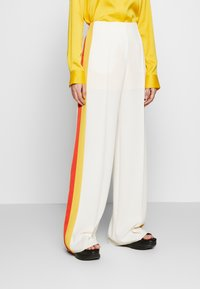 Mulberry - BLAIR TROUSERS - Kalhoty - natural - 0