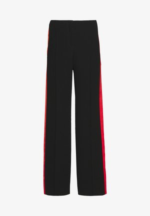 BLAIR TROUSERS - Pantaloni - black