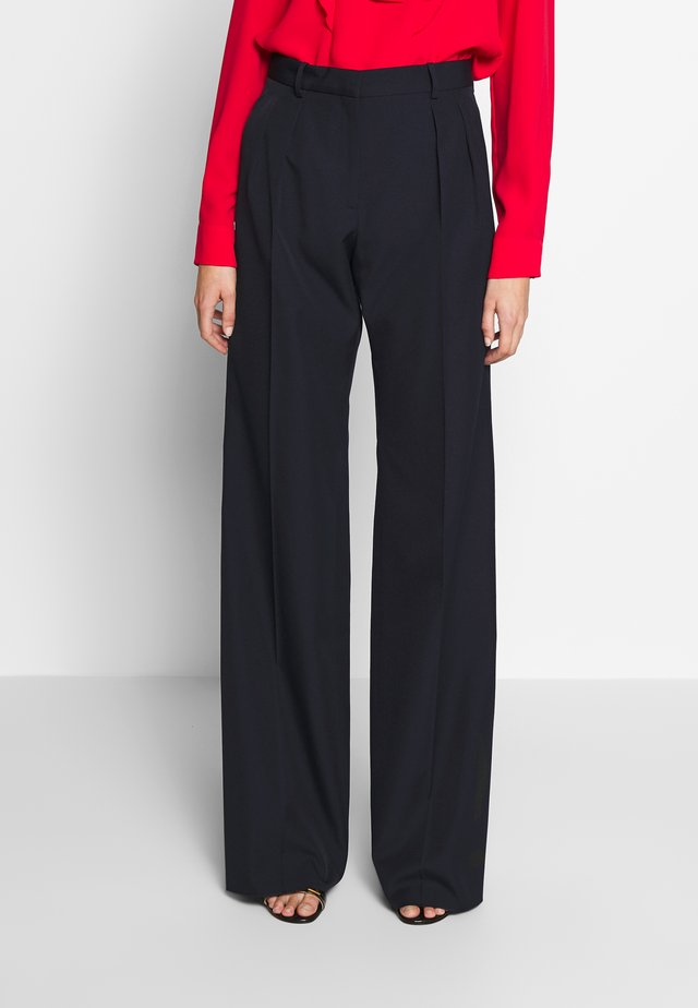 DEBORAH - Trousers - navy