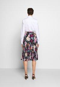 Mulberry - DALILAH PLEATED SKIRT - Áčková sukně - black - 2