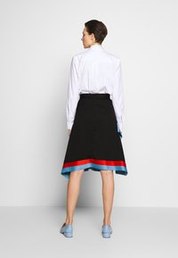 Mulberry - SKIRT - Áčková sukně - black - 2
