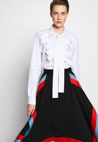Mulberry - SKIRT - Áčková sukně - black - 3