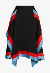 Mulberry - SKIRT - Áčková sukně - black - 4