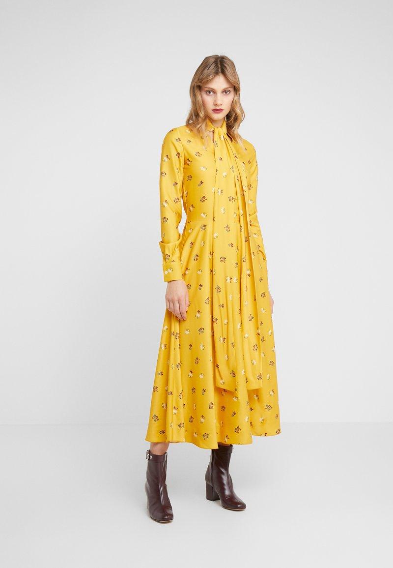 Mulberry - MORGAN - Vestido largo - gold