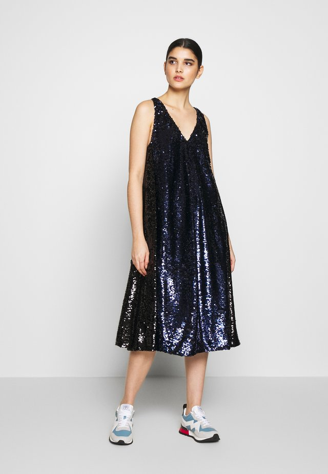 NADIA DRESS - Cocktail dress / Party dress - dark blue