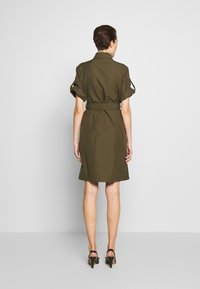 Mulberry - PALOMA DRESS - Košilové šaty - dark green - 2