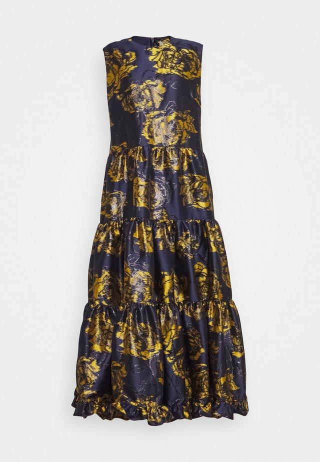 MURIEL DRESS - Galajurk - dark blue
