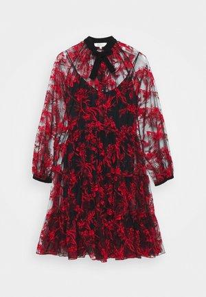 NELLIE DRESS - Vestito elegante - bright red