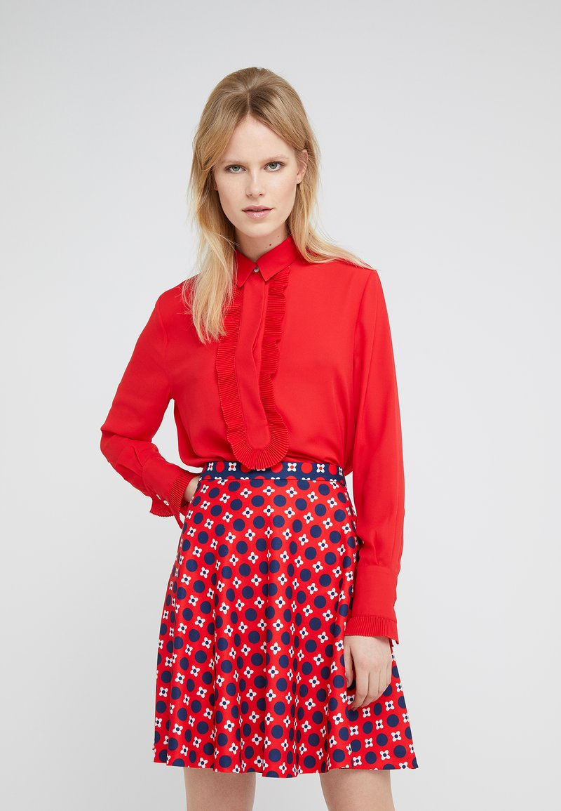 Mulberry - EILEEN BLOUSE - Bluse - bright red