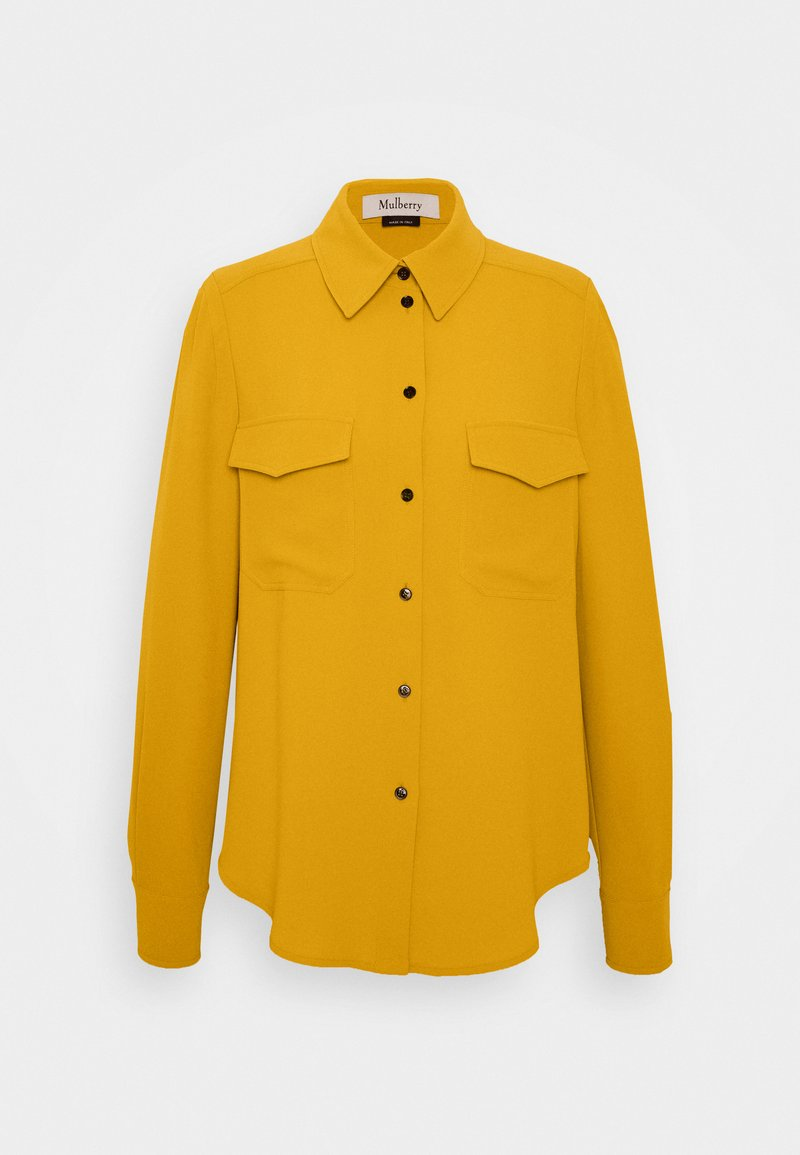 Mulberry - POPPIE - Camicia - medium yellow