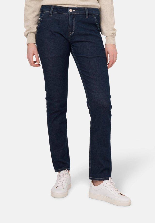Slim fit jeans - ark-blue denim