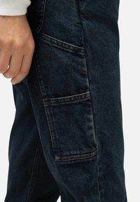 MUD Jeans - Tuinbroek - whale blue - 2
