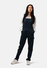 MUD Jeans - Tuinbroek - whale blue - 0