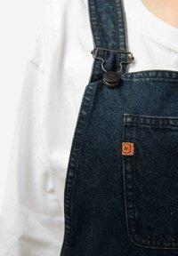 MUD Jeans - Tuinbroek - whale blue - 3