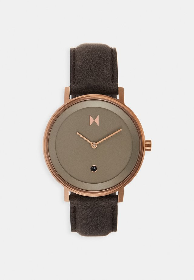 SIGNATURE - Watch - ashen taupe