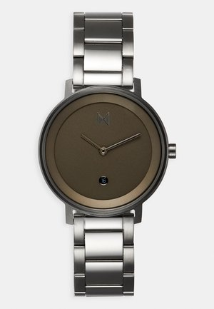 SIGNATURE - Watch - silver-coloured