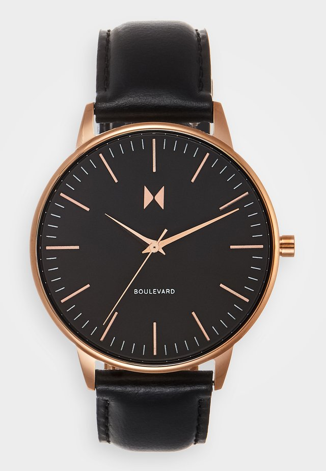 BOULEVARD SANTA MONICA - Watch - black