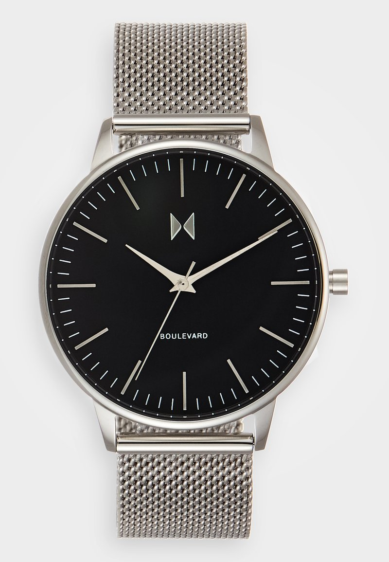 MVMT - BOULEVARD WILSHIRE - Watch - silver-coloured