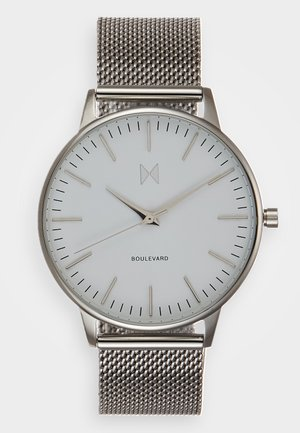 BOULEVARD VENICE - Watch - silver-coloured