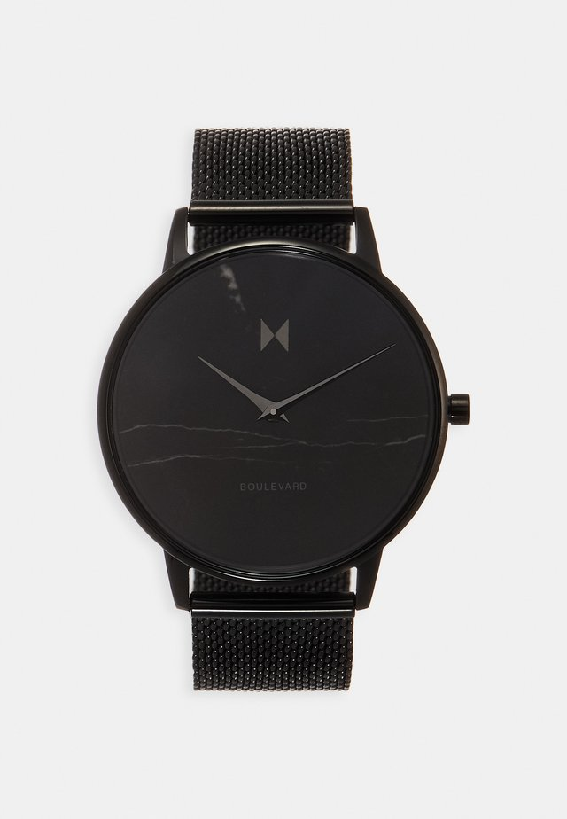 MARBLE MELROSE - Watch - black