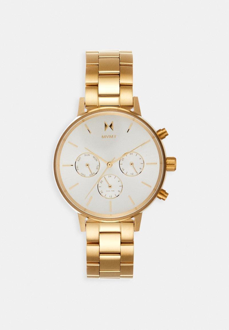 MVMT - NOVA SOLIS - Watch - gold-coloured