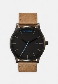 MVMT - CLASSIC  - Watch - gunmetal/sandstone - 0