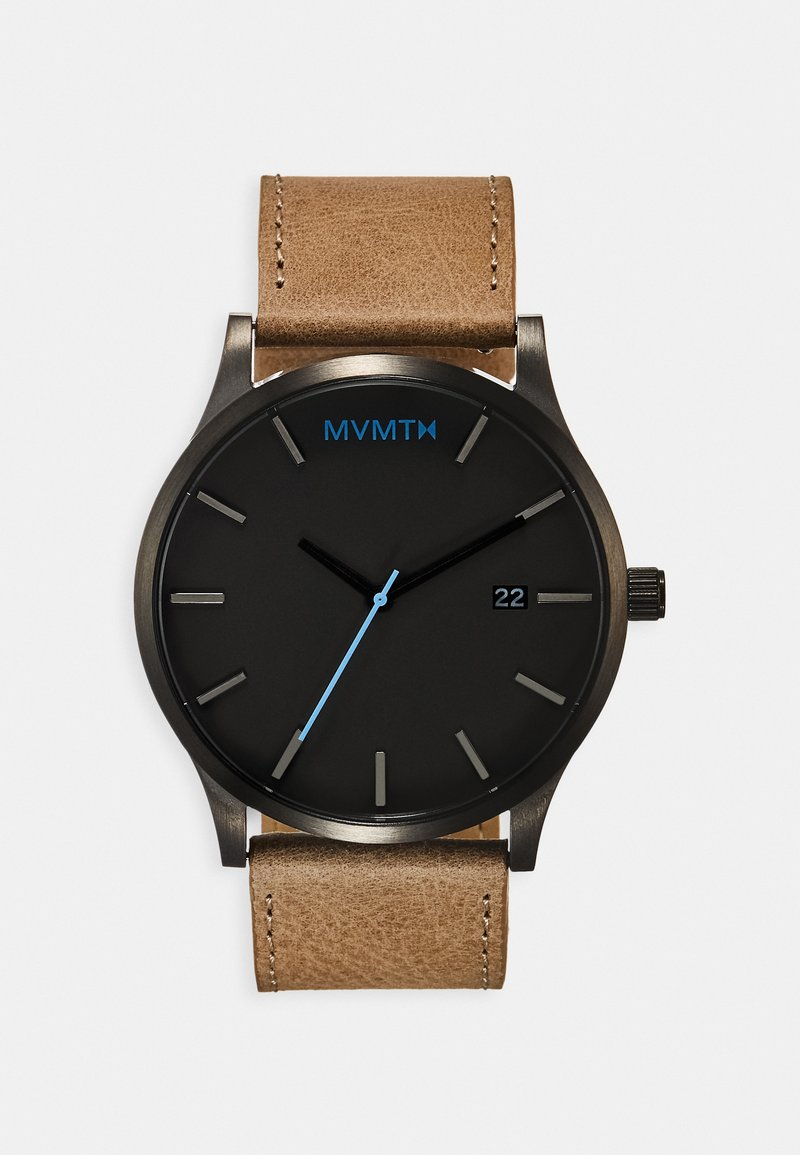 MVMT - CLASSIC  - Watch - gunmetal/sandstone