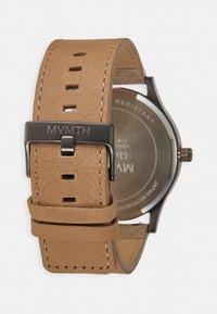MVMT - CLASSIC  - Watch - gunmetal/sandstone - 1