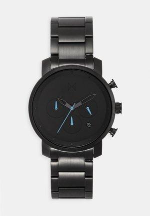 Chronograph watch - gunmetal