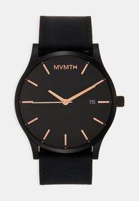 MVMT - CLASSIC - Watch - black/rose - 0