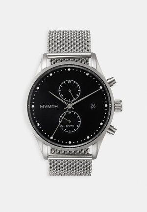VOYAGER - Chronograph watch - silver-coloured