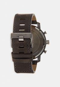 MVMT - Chronograph watch - matte blue/cedar - 1