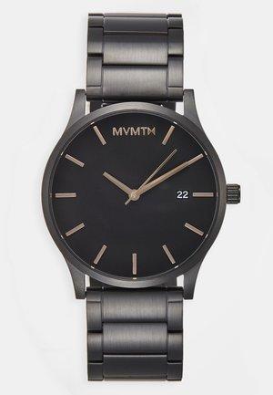 CLASSIC - Watch - black/rose