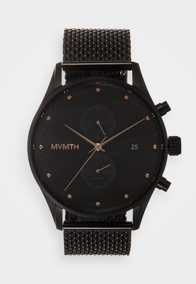 VOYAGER - Watch - black